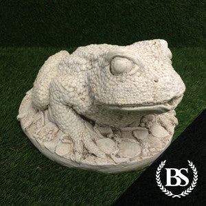 Toad Water Feature - Garden Ornament Mould | Brightstone Moulds