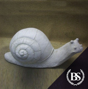 Large Snail - Garden Ornament Mould | Brightstone Moulds