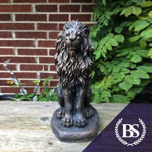 Proud Lion - Garden Ornament Mould | Brightstone Moulds