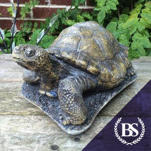 Tortoise One - Garden Ornament Mould | Brightstone Moulds