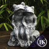 Loving Frogs - Garden Ornament Mould | Brightstone Moulds