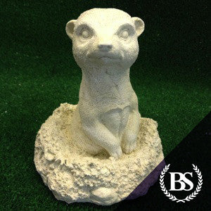 Burrowing Meerkat - Garden Ornament Mould | Brightstone Moulds