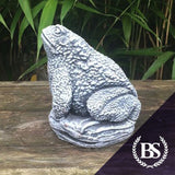 Bull Frog - Garden Ornament Mould | Brightstone Moulds