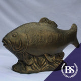 Large Koi Carp - Garden Ornament Mould | Brightstone Moulds