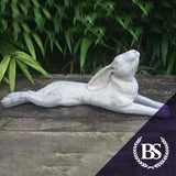 Laying Hare - Garden Ornament Mould | Brightstone Moulds