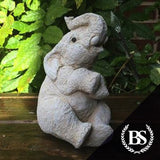 Small Elephant - Garden Ornament Mould | Brightstone Moulds