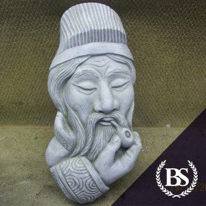 Japanese Man - Garden Ornament Mould | Brightstone Moulds