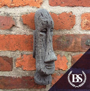 Easter Island Head - Garden Ornament Mould | Brightstone Moulds