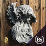 Cherub Bird Feeder - Garden Ornament Mould | Brightstone Moulds