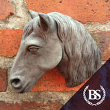 Horse Head - Garden Ornament Mould | Brightstone Moulds