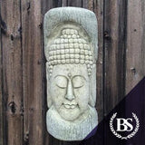 Buddha Face - Garden Ornament Mould | Brightstone Moulds