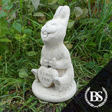 I Love You Rabbit - Garden Ornament Mould | Brightstone Moulds
