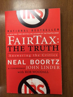 FAIRtax: The Truth in SOFT COVER