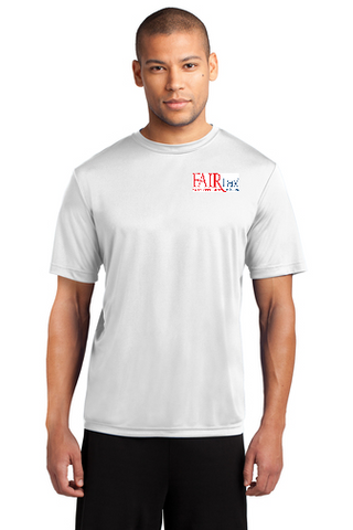 NEW Port & Company® Men's Performance FAIRtax Tee