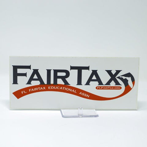 Past FFTEA Adhesive Bumper Sticker (2 sizes)
