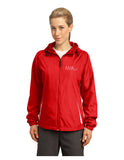 Sport-Tek Ladies Colorblock Hooded Jacket