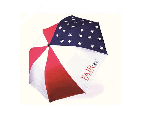 FREE TOTE BAG & 100 PALM CARDS w/ Purchase of Patriot Umbrella