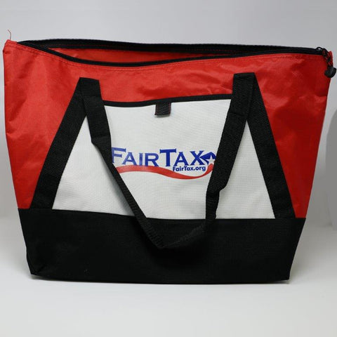 Everyday Tradeshow Zippered Tote
