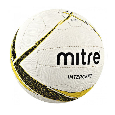Mitre Intercept VG Netball Ball