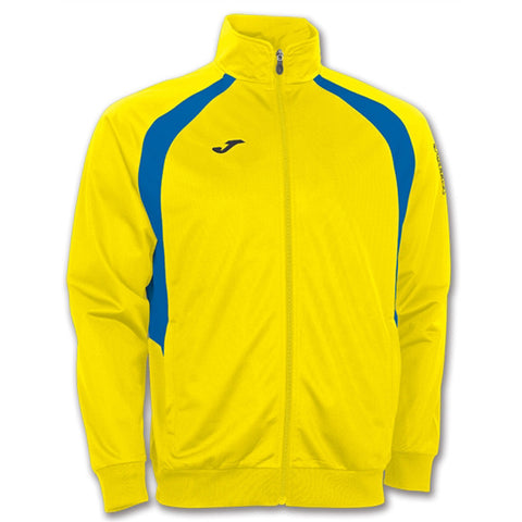 Adult Joma Champion III Poly Tracksuit Top (Full Zip)