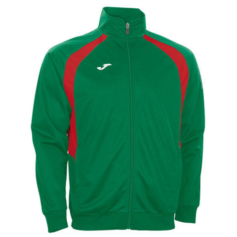 Junior Joma Champion III Poly Tracksuit Top (Full Zip)
