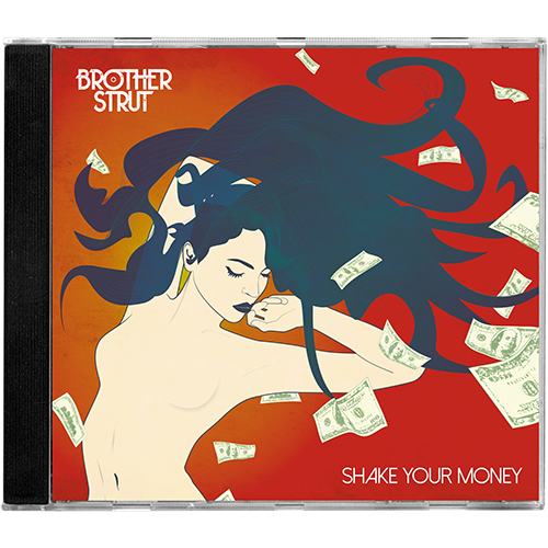 Shake your Money CD Album