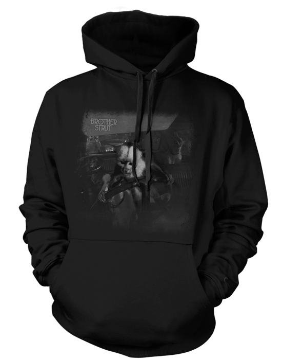 Brother Strut - What We Got Together Album Cover Hoodie