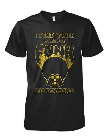 Darth Funkster Men's T-Shirt