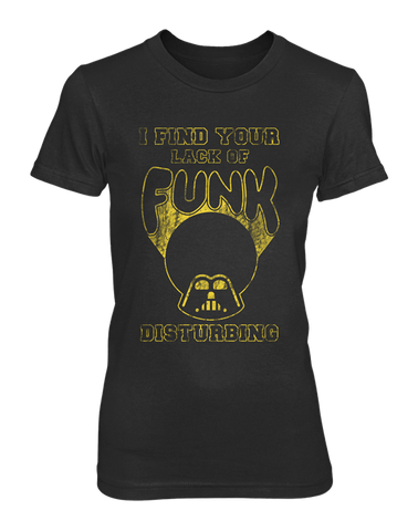 Darth Funkster - Women's T-Shirt