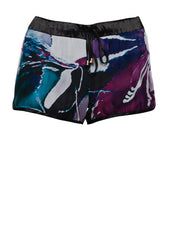 Ono Uno Rocks Silk Shorts