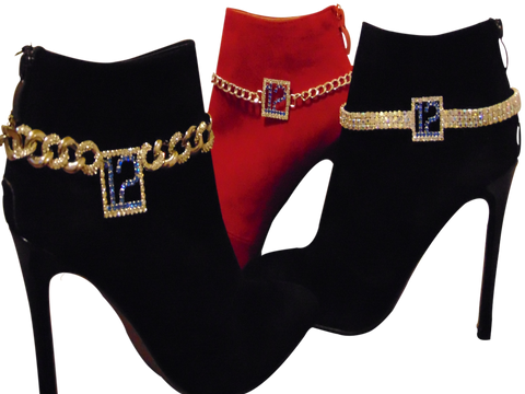 BLUE FRIDAY BLING BOOTCHAIN