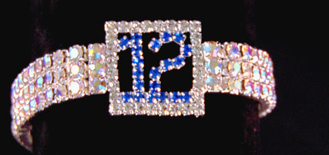 "BLUE FRIDAY BLING BRACELET ""DIAMONDCUT"""