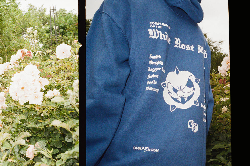 White Rose Mob | indcsn x BREAKS