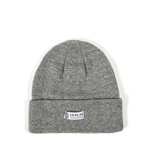 World Domination Beanie - Silver Grey