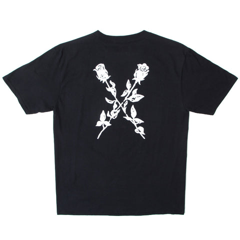 X My Heart Tee - Black