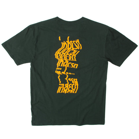 Distort Mk2 Tee - Forest Green