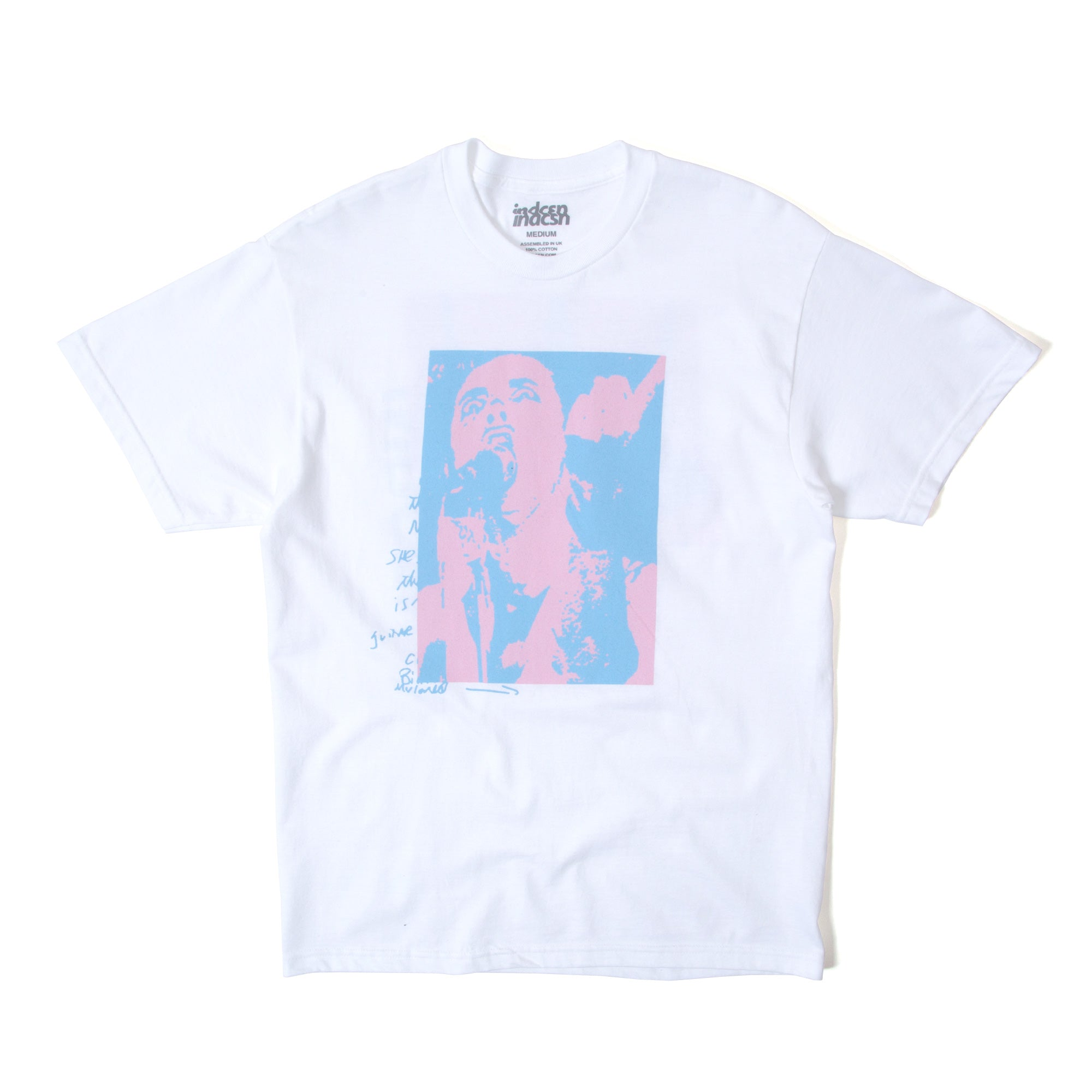 Crash T Shirt - White