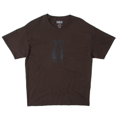 PM-A Tee - Brown