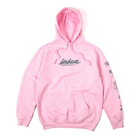 Icon Pullover Hoody - Candy Pink