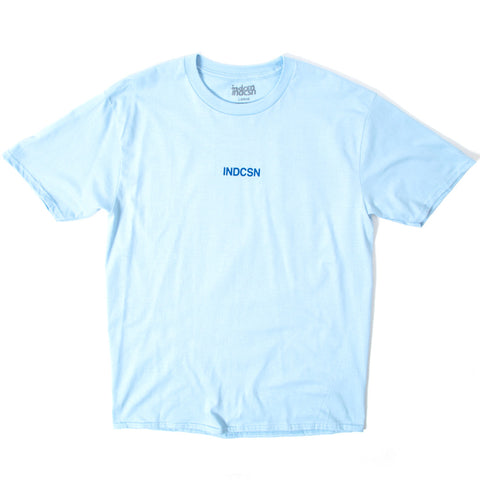 Don't Count On It Tee - Powder Blue