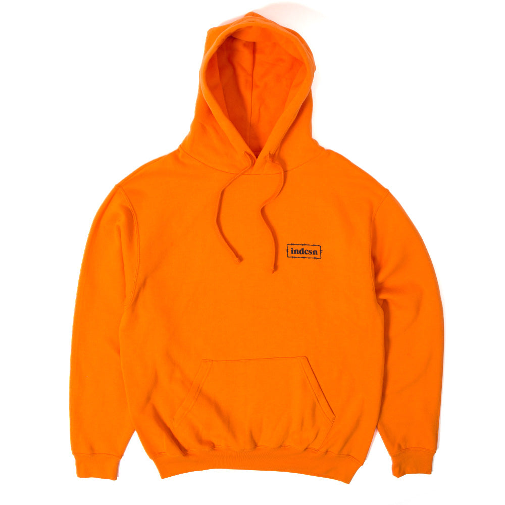 Mind's Eye Pullover Hoody - Orange