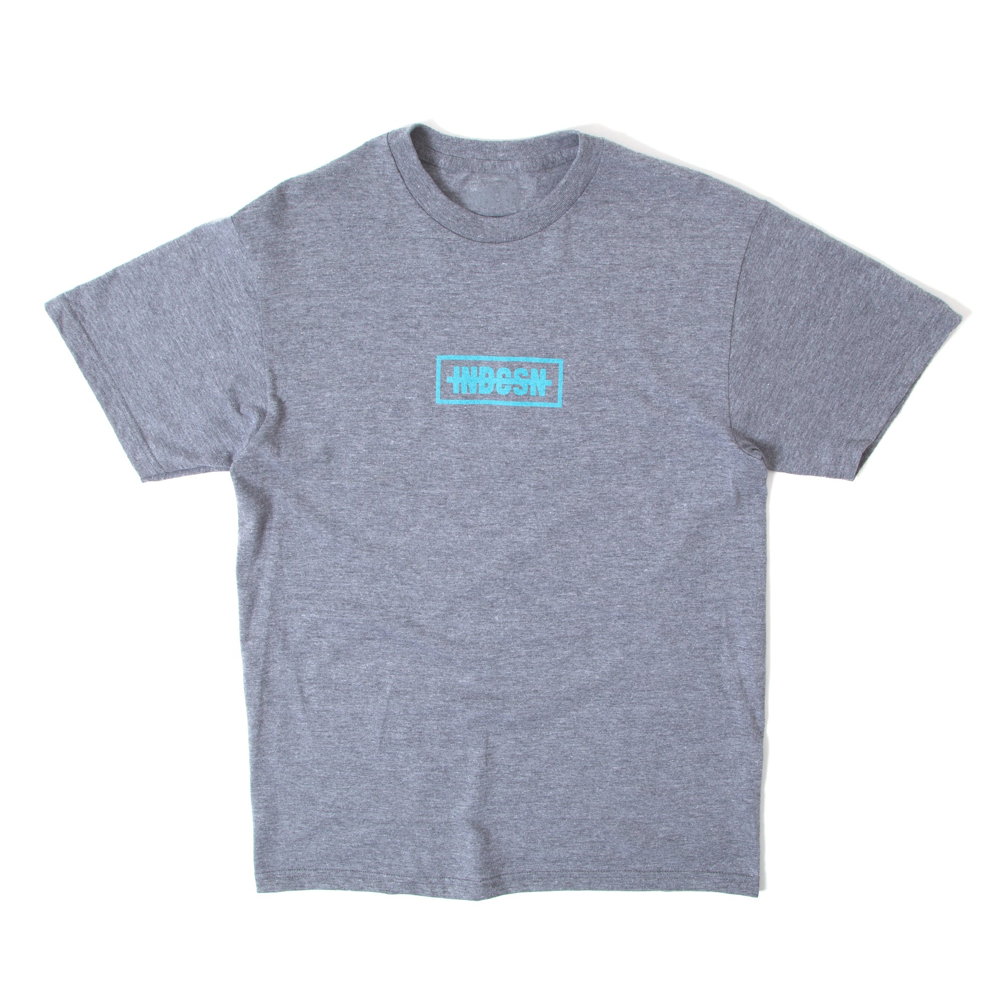 Strikethru T Shirt - Graphite Heather
