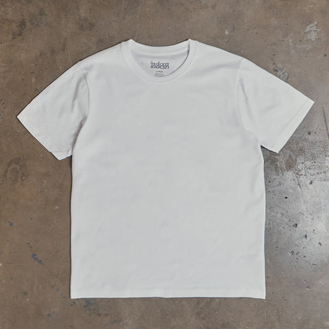 Organic Basic T Shirt - White