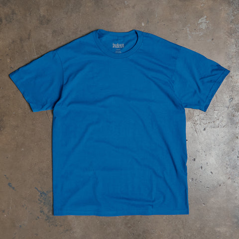 Basic T Shirt - Royal Blue