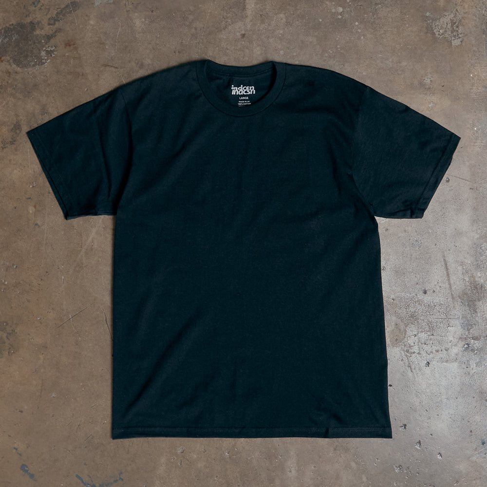 Basic T Shirt - Black