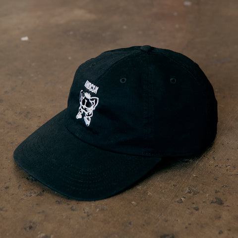 Kiss My Ass Sports Cap - Black