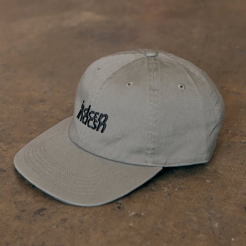 Distort Sports Cap - Light Grey