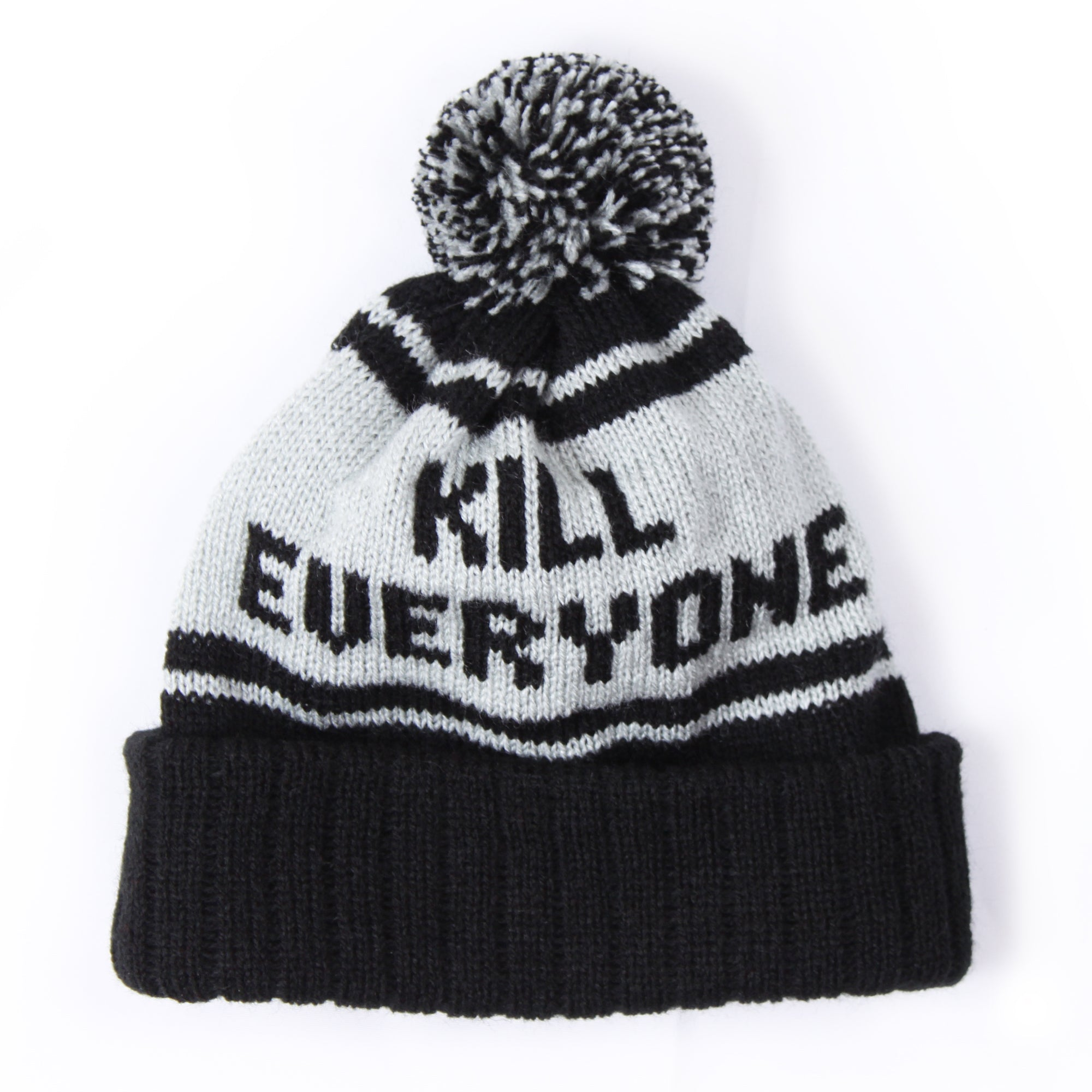 659499df27963 Kill Everyone Beanie - Black – indcsn