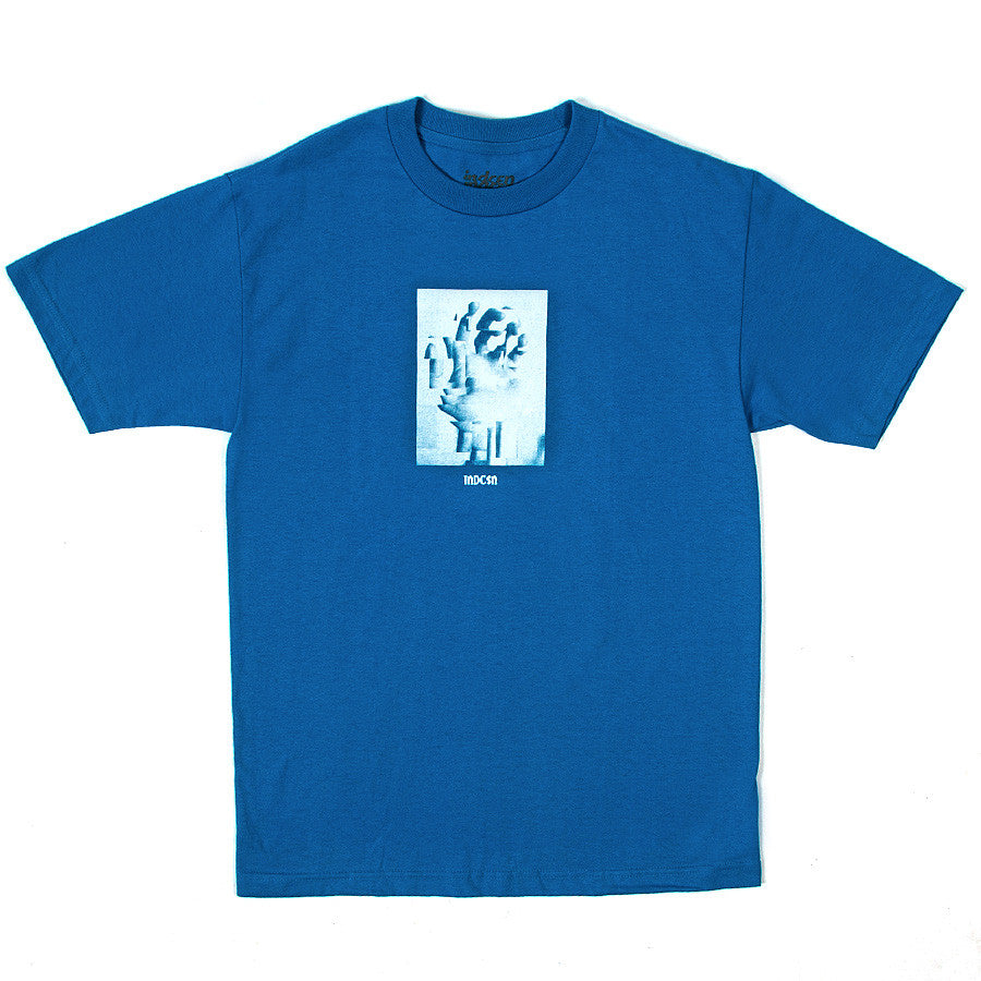 Bite The Hand Tee – Teal