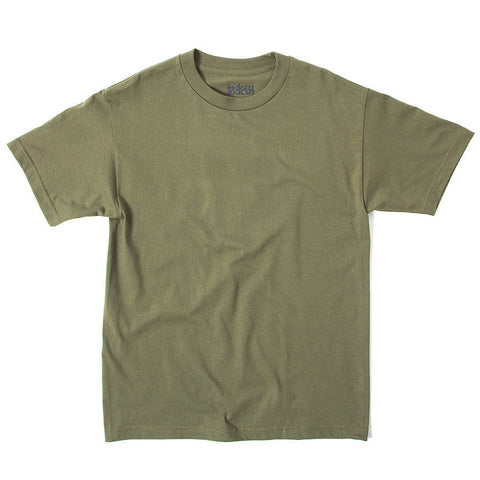 Basic T Shirt - Military Green
